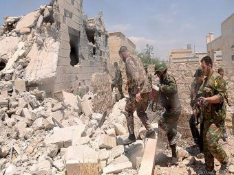 Photo of Army forces confronts Jabal al-Arba'een battles and repels the battle of Deir Ezzor