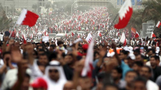 Photo of Bahrain's main opposition group al-Wefaq says anti-regime demonstrators are to stage fresh protest rallies across the Persian Gulf state on Friday