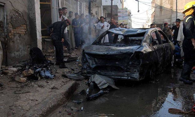 Another bloody day in Iraq leaves 56 dead