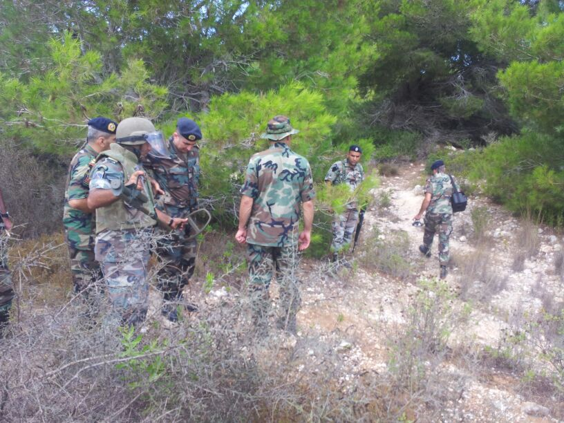 Photo of zionist Patrol Violates Lebanese Border at Naqoura: 4 zionist Soldiers Injured