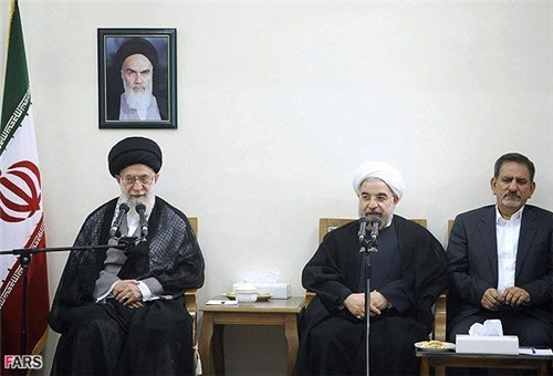 Ayatollah Khamenei Condemns Massacre of Egyptian People