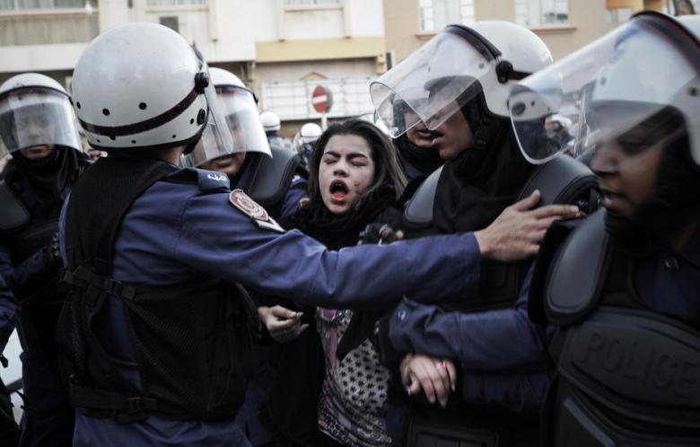 """Photo of Zionist Puppet Brutal Bahrain Regime Vows to """"Forcefully Confront"""" Upcoming Protests"""