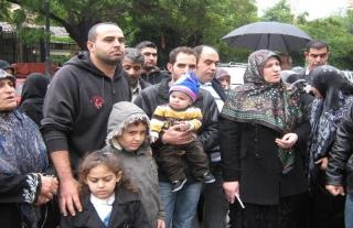 Photo of Families of Aazaz Abductees Refuse Accusations Regarding Turkish Pilots
