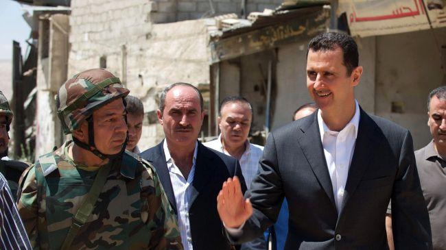Iran rejects Israeli reports on Syrian President Assad's trip to Tehran