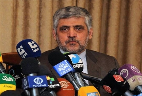 Photo of Iranian Envoy Underlines Peaceful Settlement of Syrian Crisis