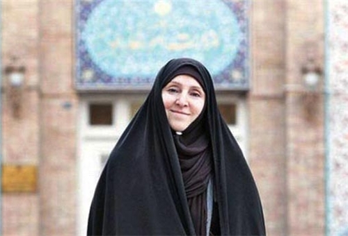 Iran's FM Appoints Marziyeh Afkham as Spokeswoman