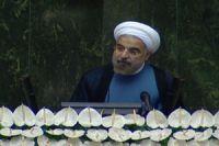 Iran's Rohani takes oath of office