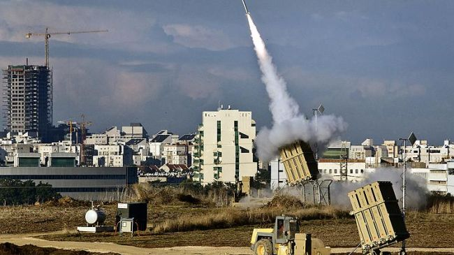 Israel deploys missile system near border with Syria
