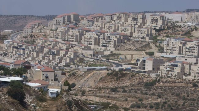 "Photo of Israeli Puppet EU: ""Israeli settlements in the West Bank are illegal under international law and threaten to make a two-state solution to the Israeli-Palestinian conflict impossible,"""