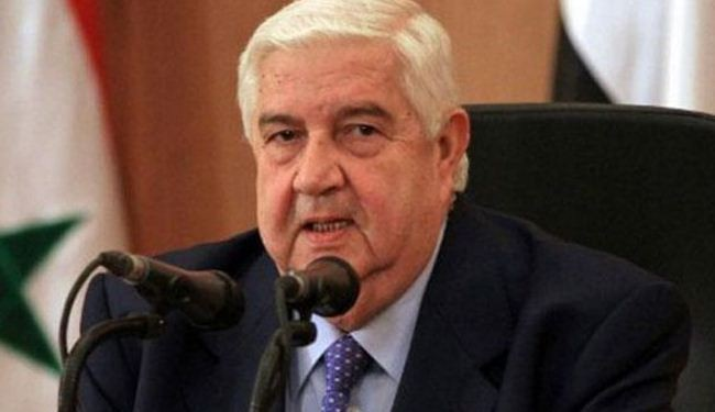 Photo of Muallem: Syria is victim of chemical weapons