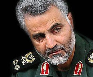 Photo of Suleimani to US Soldiers: Prepare Your Coffins before Setting Foot in Syria