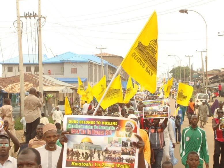 Photo of Photos: International al-Quds Day in Nigeria