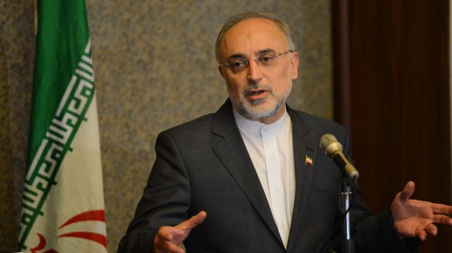 Rouhani appoints ex-foreign minister Salehi as AEOI chief