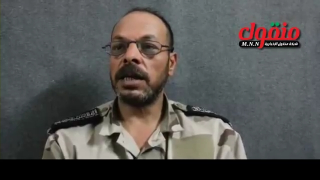 "Photo of Video- Traitor Syrian Officer confession: ""We took arms via Turkey's soil…"""