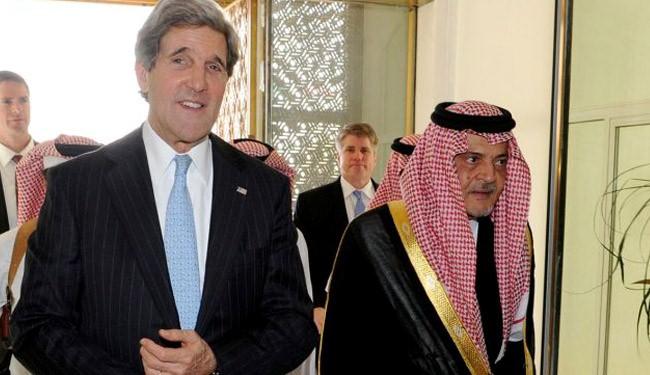 Saudi backs push for Western war in Syria