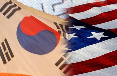 SouthKorea_USA_flags