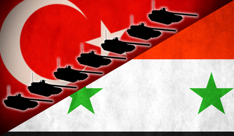Syria, military on alert
