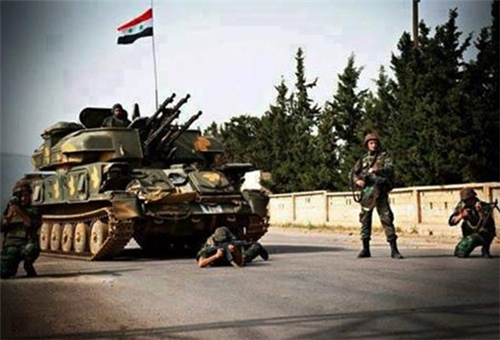 Syrian Army Kills Dozens of Armed Rebels in Reef Damascus