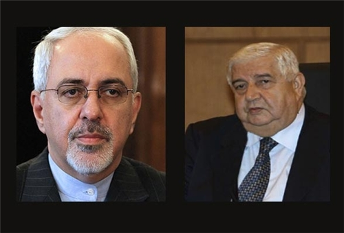 Syrian FM Underscores Improvement of Friendly Ties with Iran