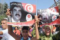 Tunisians stage anti-govt. demos