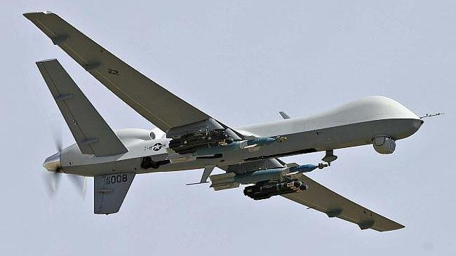 US assassination drone raid kills 5 in northeast Afghanistan