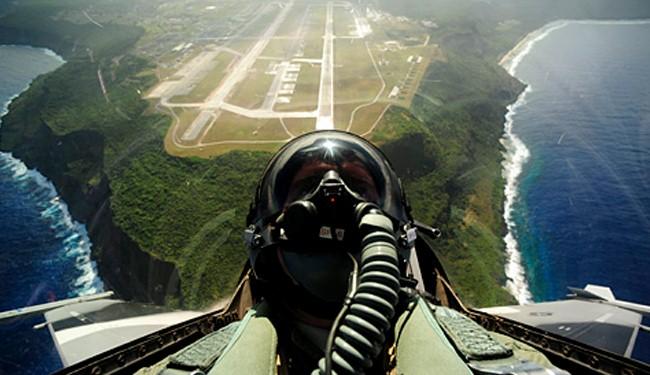 Photo of Great Satan US girdles china with military bases
