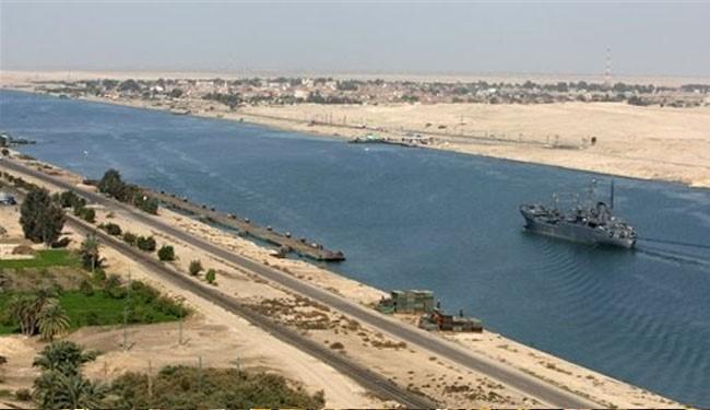 Photo of Tamarod urges Suez ban on anti-Syria vessels