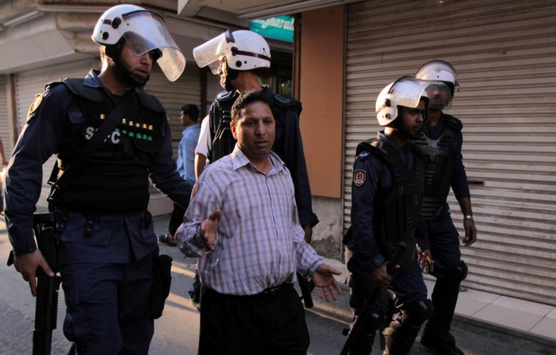 Photo of Western-Puppet Bahraini regime arrested over 200 protesters in July
