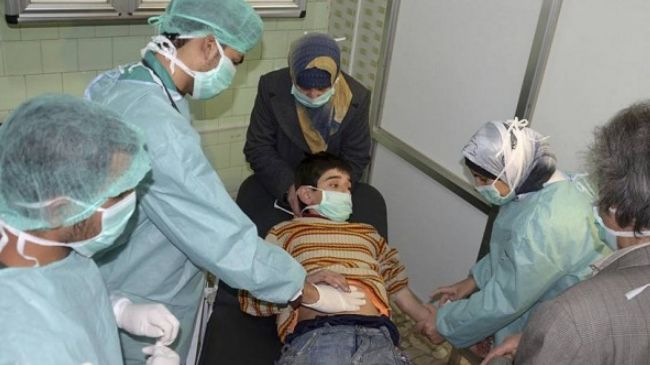 Photo of Russia calls Syria's chemical weapons use claims provocation