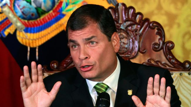 Photo of Ecuador approves oil drilling in reserve