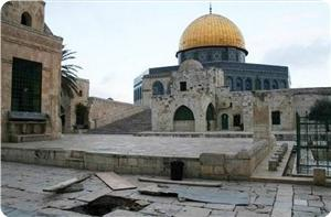 Photo of Sheikh Adeis warns: collapse of Al-Aqsa Mosque is close