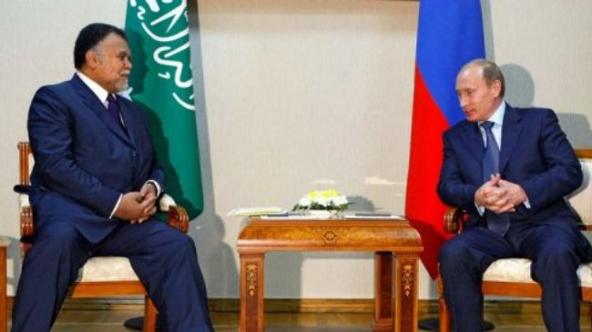 Photo of 'Russia snubs Saudi offer for Syria shift'