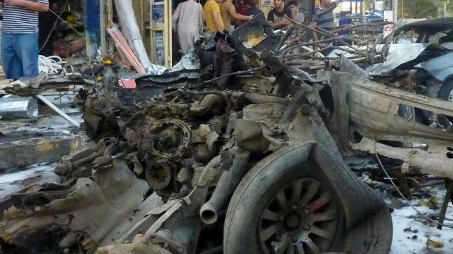 Photo of Serial car bombs kill nearly 70, injure 200 in Iraqi capital