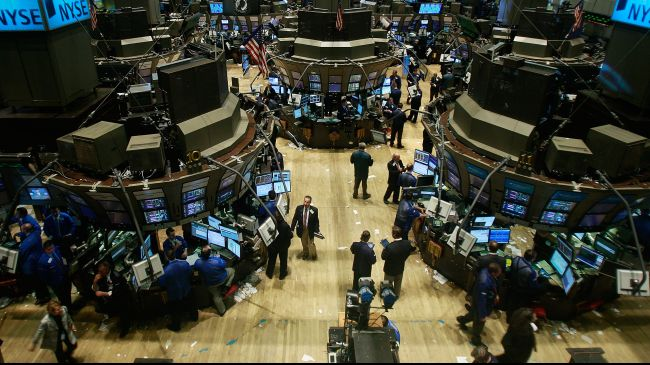 Photo of US stocks decline as case against Syria made