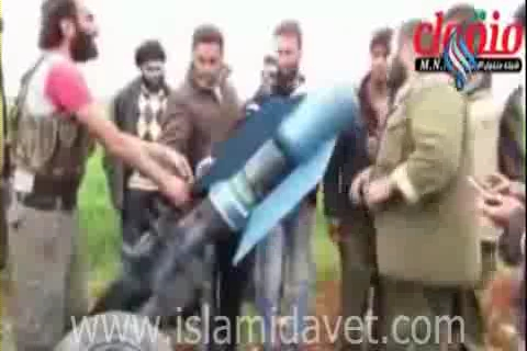 Photo of Video- The video that terrorists in Syria used chemical weapon beforehand