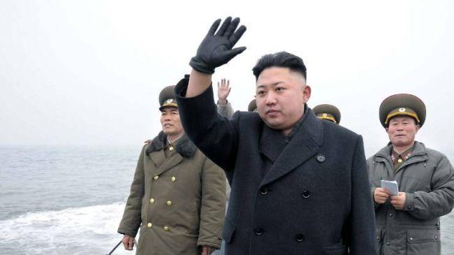 Photo of 'N Korea leader tours islands near disputed border'