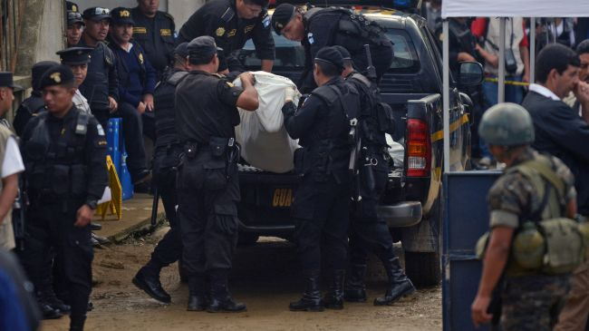Photo of 11 dead, 18 wounded in attacks near Guatemala City