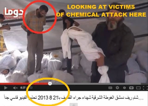 Photo of Video- Who is Behind The Chemical Attack in Syria? (Undeniable EVIDENCE)