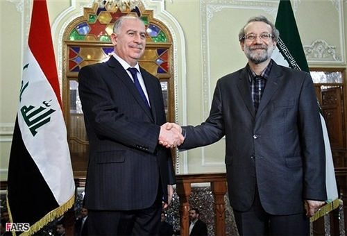 Photo of Larijani Warns against Repercussions of US-led War on Syria