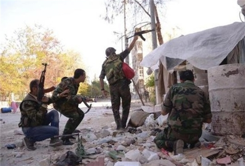 Photo of Syrian Army Continues Advances in Reef Damascus
