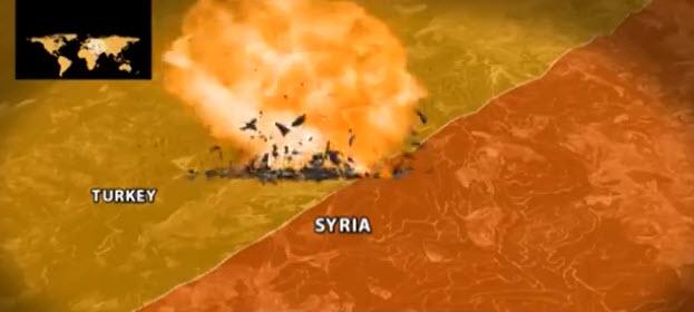 Photo of Turkey warplanes shoot down Syrian helicopter