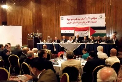 Photo of Conference in Cairo: Aggression on Syria is a threat to Arab national security