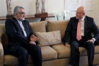 Photo of Iran backs Lebanon territorial integrity