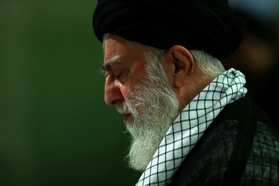 Photo of The Leader of Islamic Ummah and Oppressed People Imam Sayyed Ali Khamenei