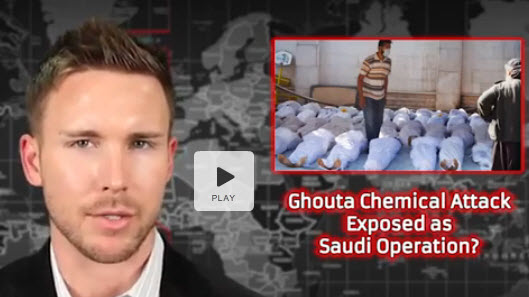 Photo of Video- Watch this one to understand those ones behind the chemical attack in Syria's Ghouta
