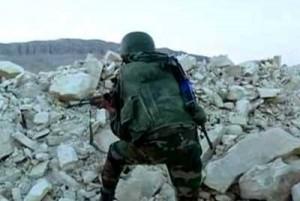 Army units kill terrorists in Ma'aloula