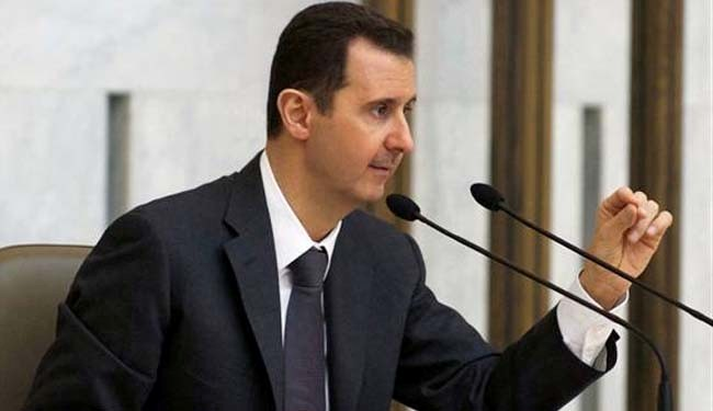 Assad: Israel should be first to disarm
