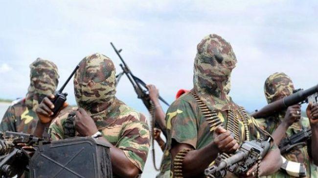 Photo of Boko Haram militants killed in Nigeria