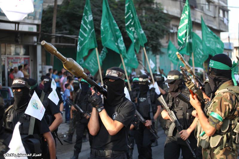 Photo of Al-Qassam Brigades organize military parades in Gaza