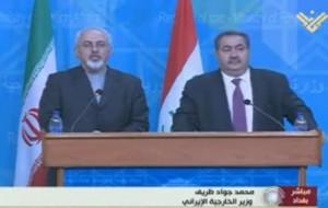 Iran-Iraq FMs
